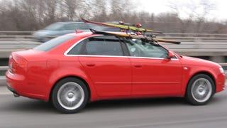 Window Mounted Ski/Board Rack - Yes Or No ?