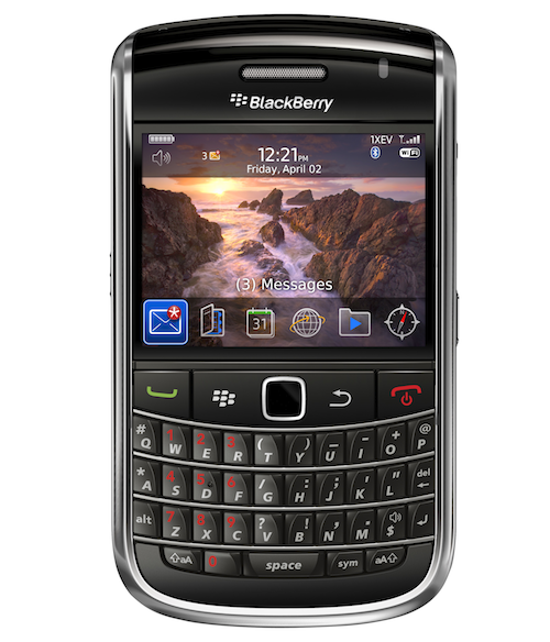 BlackBerry Bold 9650: The New BlackBerry to Buy on Verizon and Sprint