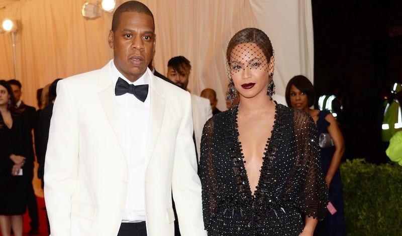 Beyoncé and Jay Z Bailed on Kim and Kanye's Wedding