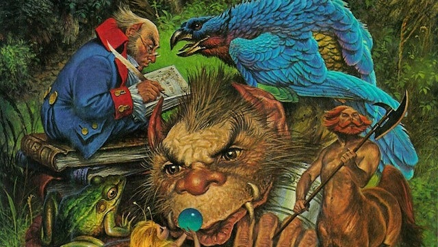 In 1987, a Young Fantasy Fan Ran Away From Home to Live With Author Piers Anthony