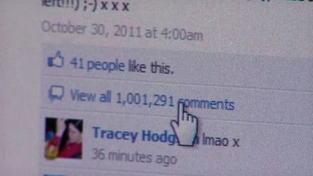The Record-Breaking Facebook Post With 1 Million Comments