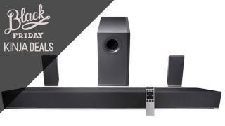 The Best Budget Sound Bar Is Down to an All-Time Low Price