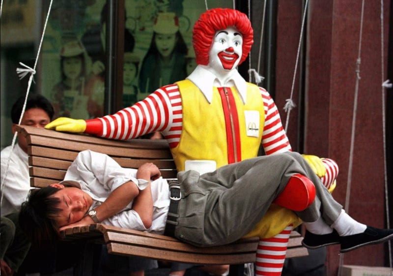 McDonald's Assures Chinese: Our Food Is Not Poison