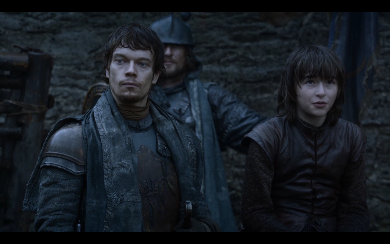 The Most Popular New Baby Names of 2012: Arya... and Theon?