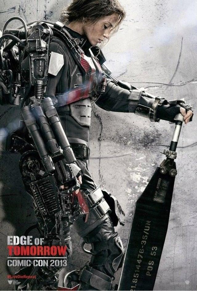 Tom Cruise's Edge of Tomorrow feels like the Starship Troopers we want