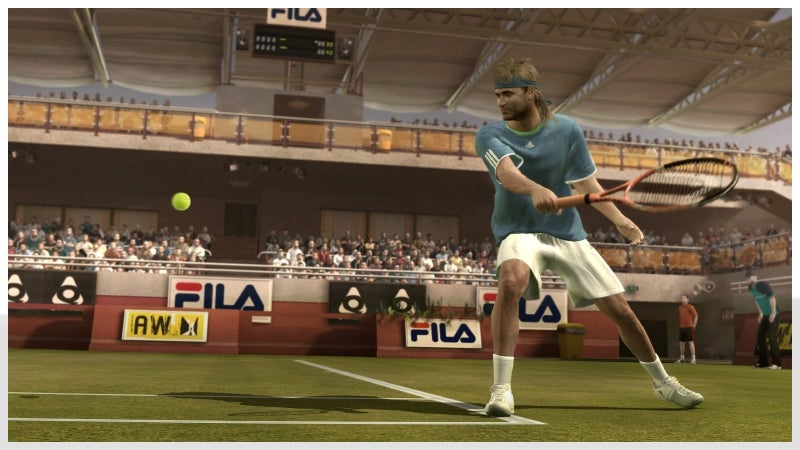 Tennis, Everyone Is The Name Of Top Spin's Latest Game