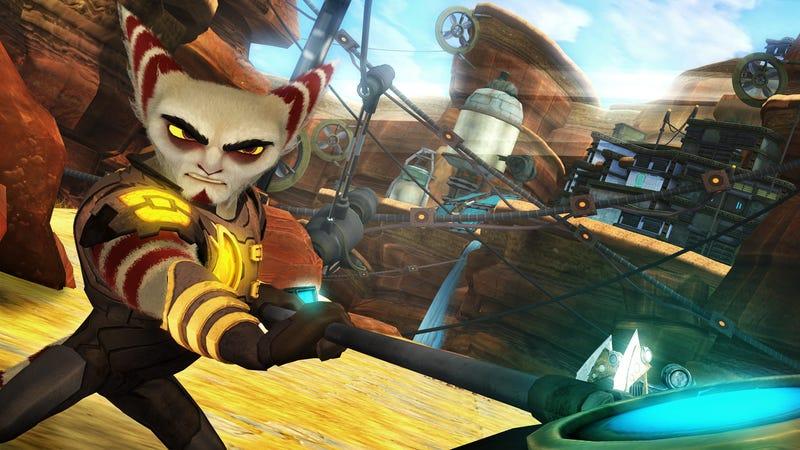 Ratchet & Clank Future Screens