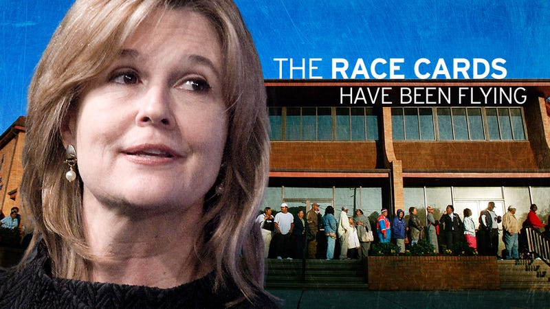"Kathleen Parker Thinks It's ""Crazy"" to Talk About Racism in Alabama"