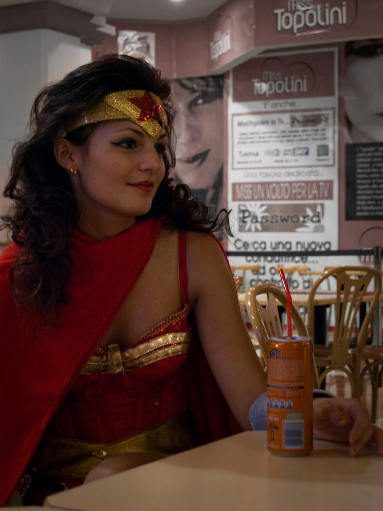 The Best Wonder Woman Cosplay on Earth