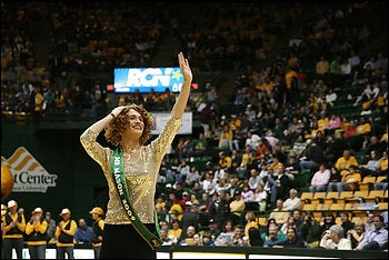 George Mason's Homecoming Queen Is A Dood (With Video)