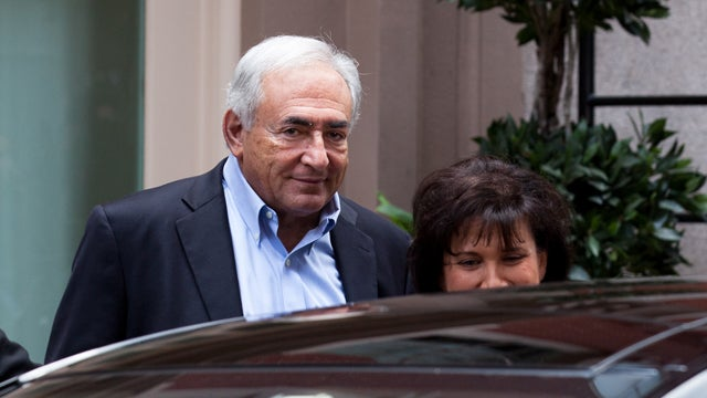 Strauss-Kahn Faces New Attempted Rape Lawsuit