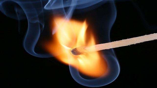How likely is it that you'll catch fire during surgery?