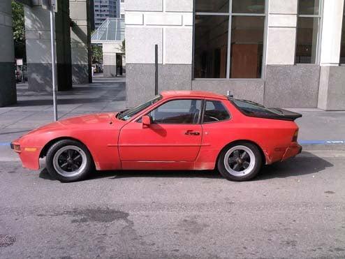 DOTS-O-Rama Sunday: 1984 Porsche 944