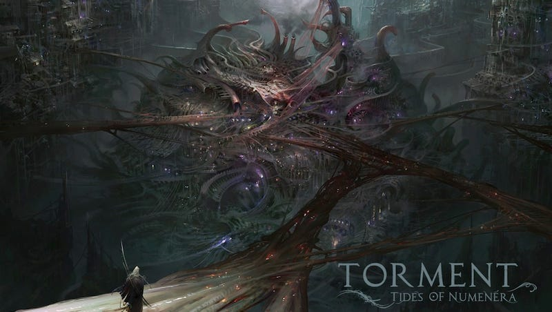 A New Music Track From The Planescape Torment Successor