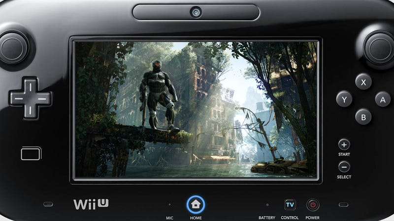 Wii U Can Handle Crysis 3 (And Almost Did), Says Crytek Head