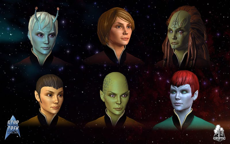 How Does Star Trek Online Fit Into the Star Trek Mythos?