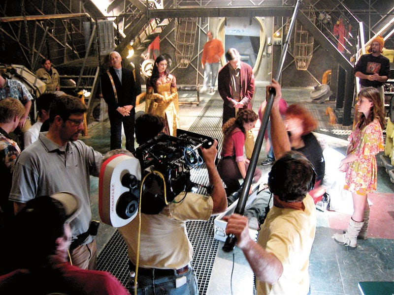 What was it really like to be a writer on Firefly?