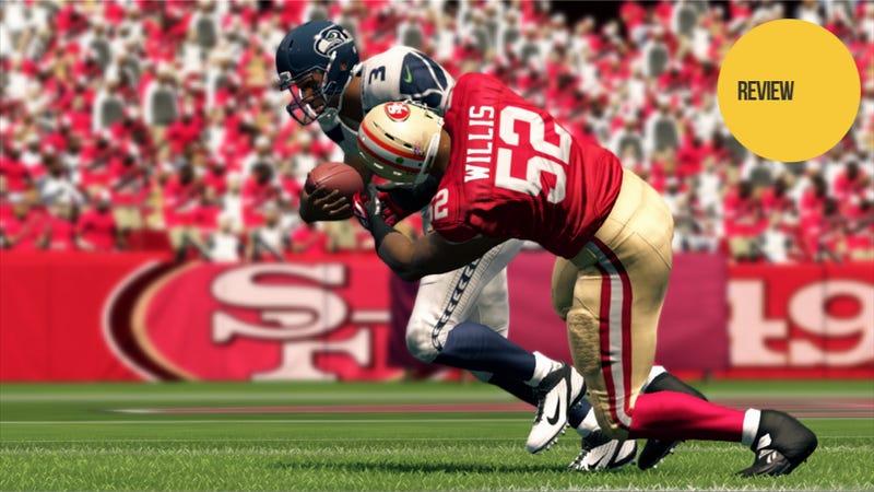 Madden NFL 25: The Kotaku Review