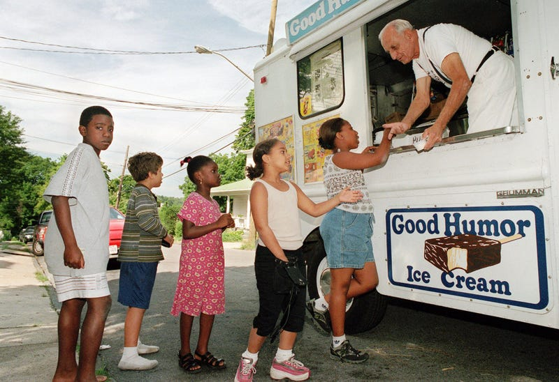The Great Good Humor Ice Cream Shortage of 2012
