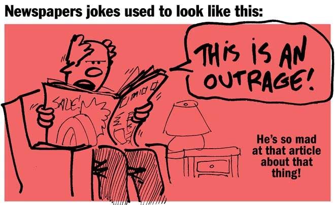 How Steve Jobs Ruined Comics