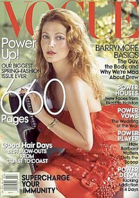 Actually Reading 'Vogue'