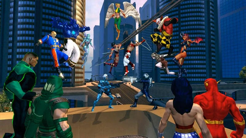 What Difference Did Going Free-to-Play Make for DC Universe Online?