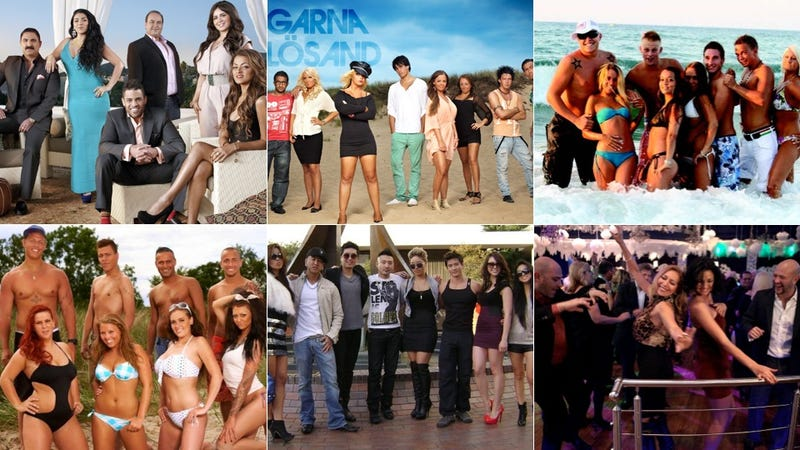 The Ultimate Guide To Every International Jersey Shore Knockoff