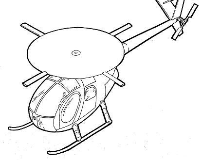 DARPA Developing a Helicopter with a Spinning Disc Instead of Blades