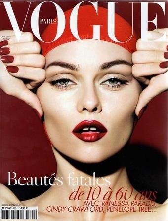 Emmanuelle Alt Takes Over French Vogue