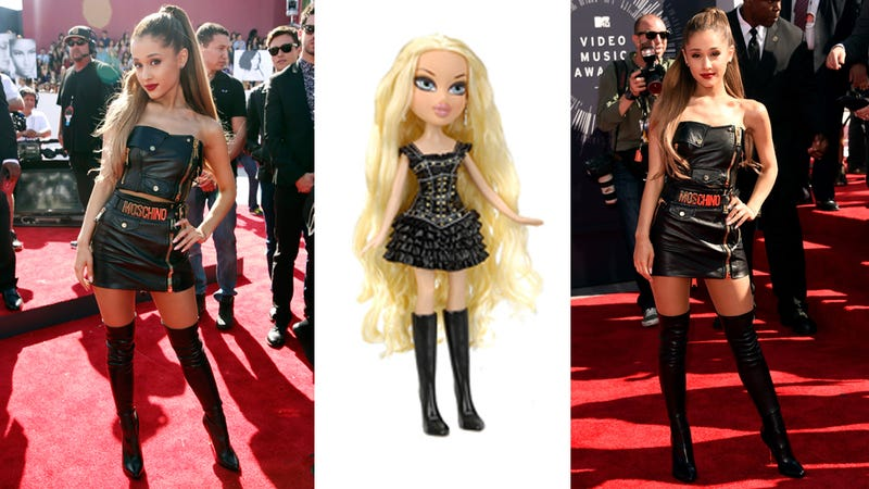 Ariana Grande Looked Like an Actual Bratz! Doll at the VMAs