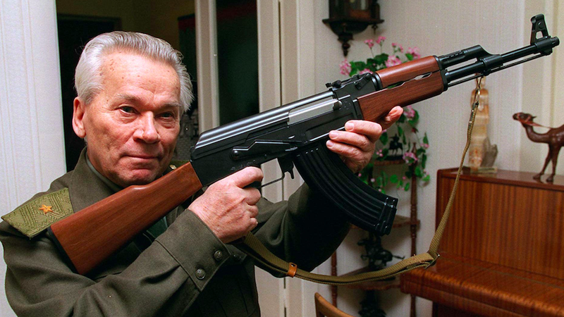 AK-47 Inventor Repented to Russian Orthodox Leader Before Recent Death
