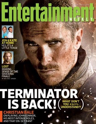 Terminator Salvation Review, Iron Man 2 Set Report And Bizarre Doctor Who Rumors!