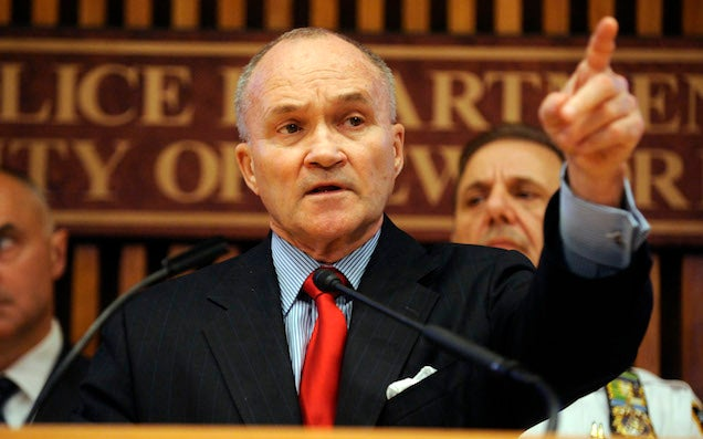 Even Ray Kelly Thinks Ferguson Cops Are Out of Control