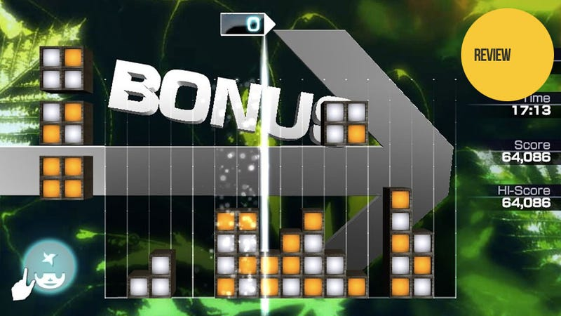 Lumines Electronic Symphony: The Kotaku Review