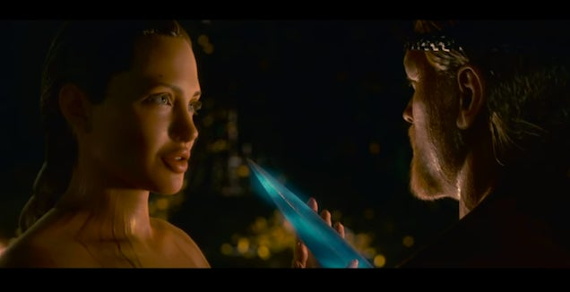 Why Is Angelina Jolie a Movie Star?