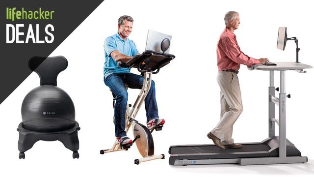 Exercise While You Work, Discounted Kindles, Game Of Thrones [Deals]