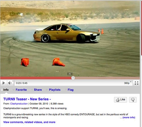 vHow Stolen Footage Ended Up In The Forza 4 Trailer