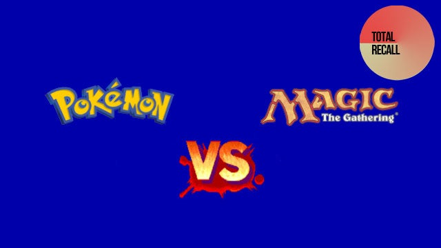 When Pokémon and Magic Cards Went to War