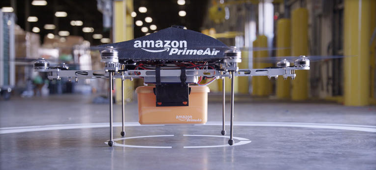 Amazon Is Begging the FAA to Push Drone Tests Beyond Regulations