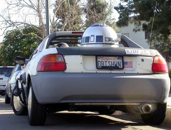 A Gallery Of Fans' Pimped-Out Battlestar, Star Wars Cars
