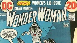 That time Samuel R. Delany wrote a couple issues of Wonder Woman