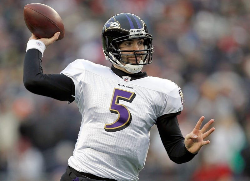 Prophet Or Troll? Ron Jaworski Names Joe Flacco The 9th-Best NFL QB