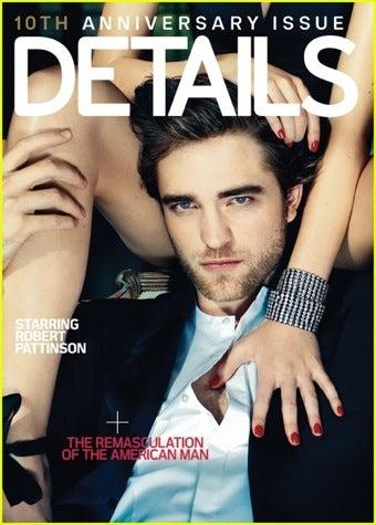 "Robert Pattinson: ""I Really Hate Vaginas"""