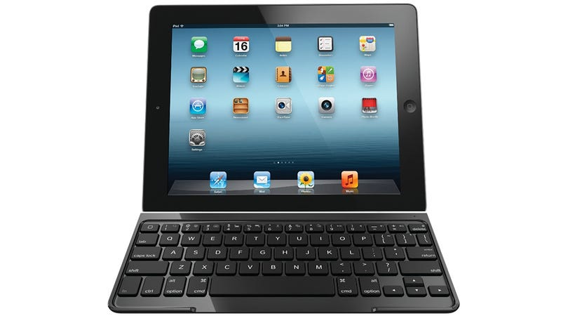 A Keyboard Case That Won't Turn Your iPad into a Hideous Hunchback