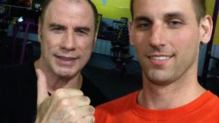 There Are More Stories of John Travolta Meeting Men at the Gym at 3 AM