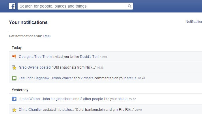 How To Check Facebook Without Going on Facebook