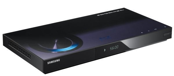 Samsung's 3D Blu-Ray Player Available for Preorder