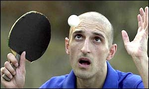 If The Snaggle-Toothed Ping Pong Player's Gettin' Some, Everybody Is