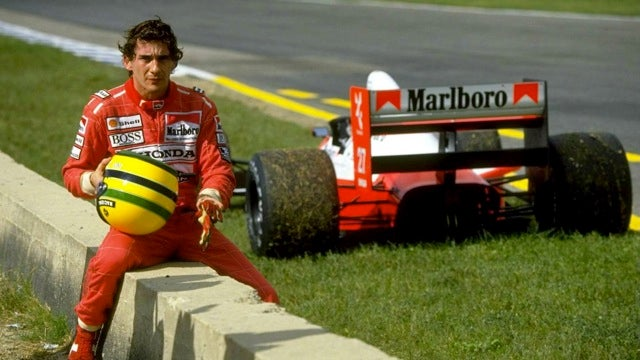Senna scores year's best documentary debut