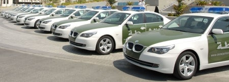 Off With Their Hands! Dubai Car Thieves Jack Police Bimmers